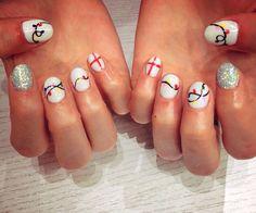 #christmas #nail #art #nailsstylist