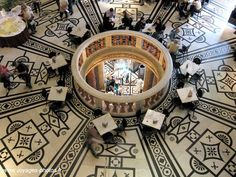 Museum of Art History Cafe, Vienna