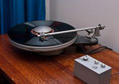 Simon Yorke Turntable analog hifi