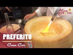 Fettuccine Alfredo no Grana Padano - Preferito Restaurante Fettuccine Alfredo, Brunch, Cheese Dishes, No Cook Meals, Spaghetti, Food And Drink, The Creator, Pudding, Suppers