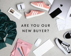 """472 Likes, 6 Comments - Supplying Girls With Sneakers (@nakedcph) on Instagram: """"ARE YOU OUR NEW BUYER?  We are looking for a new Buyer! Head to our careers page to find out more…"""""""