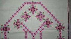 Prayer Rug, Bohemian Rug, Rugs, Decor, Crossstitch, Embroidery, Pattern, Dekoration, Decoration
