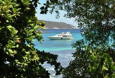 Save 15% on an Unforgettable Getaway in the Seychelles Aboard Charter Yacht SEA STREAM -   Escape to a Garden of Eden this summer or winter in the islands of the Seychelles aboard SEA STREAM for a luxury charter vacation of a lifetime. This stunning 76' Ferretti motor yacht offers guests uncompromised comfort in a sophisticated setting, a fabulous list of amenities, and unsurpassed service from her professional crew of 3. Spacious accommodations are provided for up to 8 guests in 4 cabins.