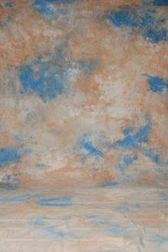 LCMC2142 10x20 Hand Painted Muslin Backdrop - LAST CALL