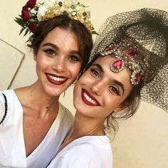 Pauline Hoarau & Blanca Padilla