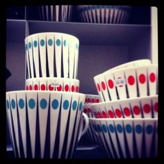 Cute dishware by Superliving from Designbox.