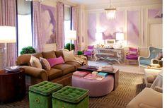 watercolor-mural-wallpaper-wall-covering-purple-green-living-room.jpg 810×526 pixels