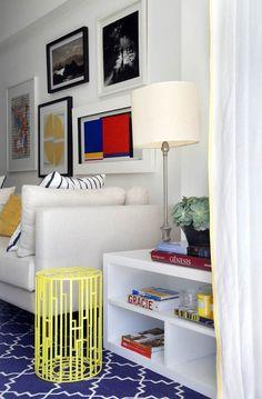 Apartamento de 75 m² no Rio de Janeiro (Foto: Juliano Colodeti /MCA Estúdio /) Pinterest: KarinaCamerino