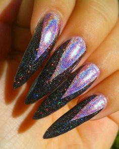 Pinterest: sabrinanarend  Nails by jezabel.v