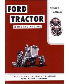 Mesmerizing 1956 Ford 600 Tractor Wiring Diagram Images - Best Image ...