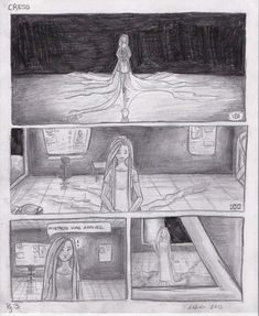 My Cress Comic, page 3 Based off of the first chapter of Marissa Meyer's Cress