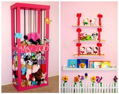 our latest DIY project for my 5 year old girl. Her room is now so much more cleaner from clutter. Both projects are super easy to do by the way. Boy Room, Kids Room, Mansion Bedroom, Girls Bedroom, Bedroom Ideas, Bedrooms, Crafts For Kids, Diy Crafts, Little Girl Rooms
