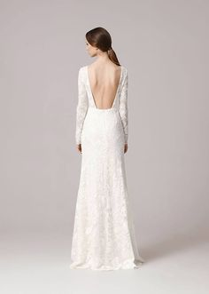 Elie wedding dress from Anna Kara wedding dresses 2016 - see the rest of the collection on www.onefabday.com