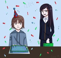 12/14 HAPPY BIRTHDAY KIKUCHY (Art by Zoey M.)