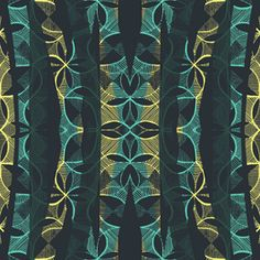 African Stripes by Petroula Tsipitori Seamless Repeat Vector Royalty-Free Stock Pattern