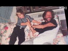 Conor Loren Clapton photograph tribute 😢