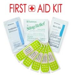 IN A PIKLE - FIRST AID KIT