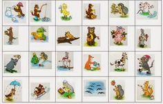 """Gyermekeink: didaktikai játék """"Four Seasons"""""""