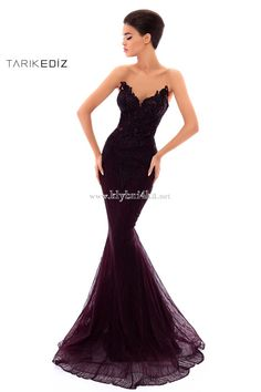 e0482f4ef86180 Платье для леди Tarik Ediz 93465  lady  style  romantic  couture Diana