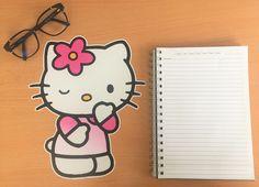 *Personnalisez toutes vos surfaces avec le sticker imprimable Transprint !* 👑🌺🖨 #stickers #HelloKitty