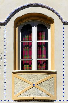 https://flic.kr/p/FQo2Zw | Sant Feliu de Llobregat - Passeig Bertrand 01-11 b | Casa Monmany  1907  Architect: Antoni Coll i Fort   ..rh