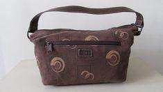 Retro Handbag. 1990 Small Brown Handbag. Handbag. Brown Handbag. Vintage Handbag. 1990 Small Brown Handbag. SW6 Jane Shilton London Handbag