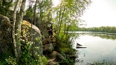 The area of forests within Espoo is over 35 per cent and there are numerous outdoor possibilities, including Nuuksio National Park. Finland