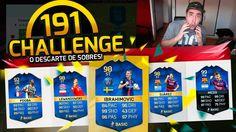 TRIPLE FUT DRAFT 191 CHALLENGE O DESCARTE! - ULTIMATE TEAM FIFA 16 - http://tickets.fifanz2015.com/triple-fut-draft-191-challenge-o-descarte-ultimate-team-fifa-16/ #FIFA16