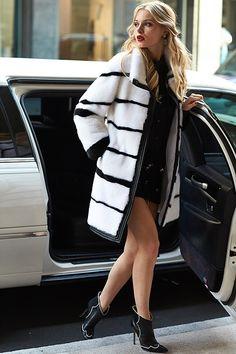 Italian mink coats | PAOLO MORETTI Italian furs in Milan