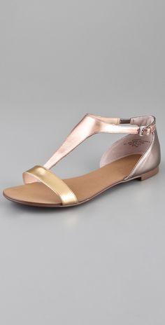 b60baf2ec72fe Piraya T Strap Flat Sandals by deann Fall Shoes