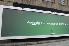 Probably the best poster in the world, Carlsberg UK/Fold7