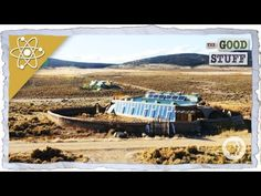 Earthships: The Ultimate Off-Grid Housebuilding