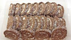 A sütés nélkül készíthető sütemények, megfigyelésem szerint mindig hatalmas népszerűségnek örvendenek. Nem csak azoknál, akik eszik, hanem a készítőiknél is. A kókusztekercs alacsony szénhidráttartalmú, IR- és fogyókúra kompatibilis verziója következik.  Ez a süti az sima kókusztekercs gyorsan…