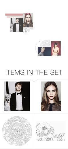 """+all somehow work together+"" by kwiatekmarek ❤ liked on Polyvore featuring art"