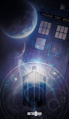 Doctor Who cell phone background ♥