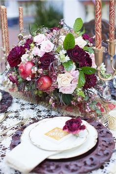 Spanish Wedding Inspiration by Diana McGregor Photography // see more on lemagnifiqueblog.com