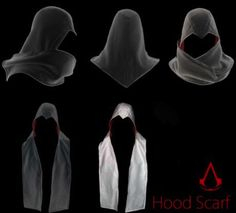 Assassin's Scarf