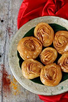 "Chiroti Recipe ~ via this blog, ""Sailu's Kitchen""."