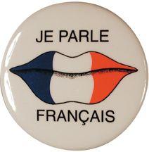 J'aime parler français!