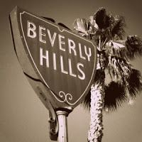 Beverly Hills Sign, 1940's