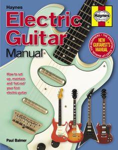 Haynes Electric Guitar Manual. £19.99