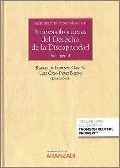 Nuevas fronteras del Derecho de la discapacidad. Volumen II. Editorial Aranzadi S.A.U., 2021 Editorial, Cards Against Humanity, Disability, Law