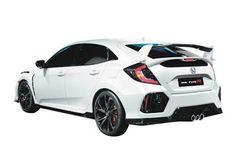 日本自動車デザインコーナー 「Japanese Car Design Corner」: Scoop: New Honda Civic Type R