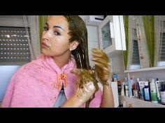 احصلي على الاشقر الزيتي الرمادي الثلجي البلاتين بنفسك في المنزل بالارقام والطريقة والخطوات Youtube Hair Beauty Hair Beauty