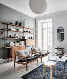 Simple And Elegant Scandinavian Living Room Decoration Ideas 07