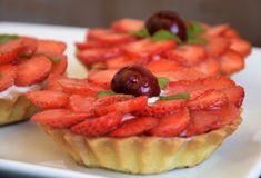 тарталети с ягоди рецепта