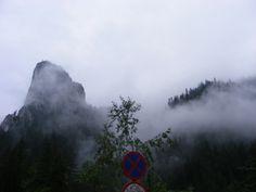 Near Keys of Bicaz Romania