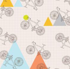 road bike pattern