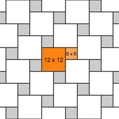 This Page Has Tons Of Patterns For Multiple Combinations Of Tile Sizes
