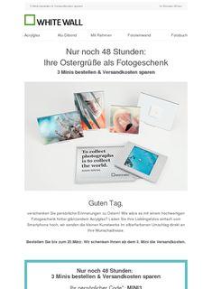 Nur noch 48 Stunden – WhiteWall Mini als persönlicher Ostergruß  ❙  #KunstHobby  - https://deal-held.de/nur-noch-48-stunden-whitewall-mini-als-persoenlicher-ostergruss/